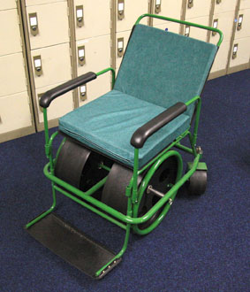 disabled bowls Wheel Chair